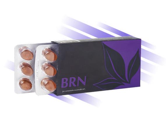BRN (Brain) - възстановява мозъчните клетки и подобрява паметта