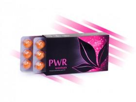 PWR WOMAN (Power) - засилва либидото и подобрява хормоналния баланс